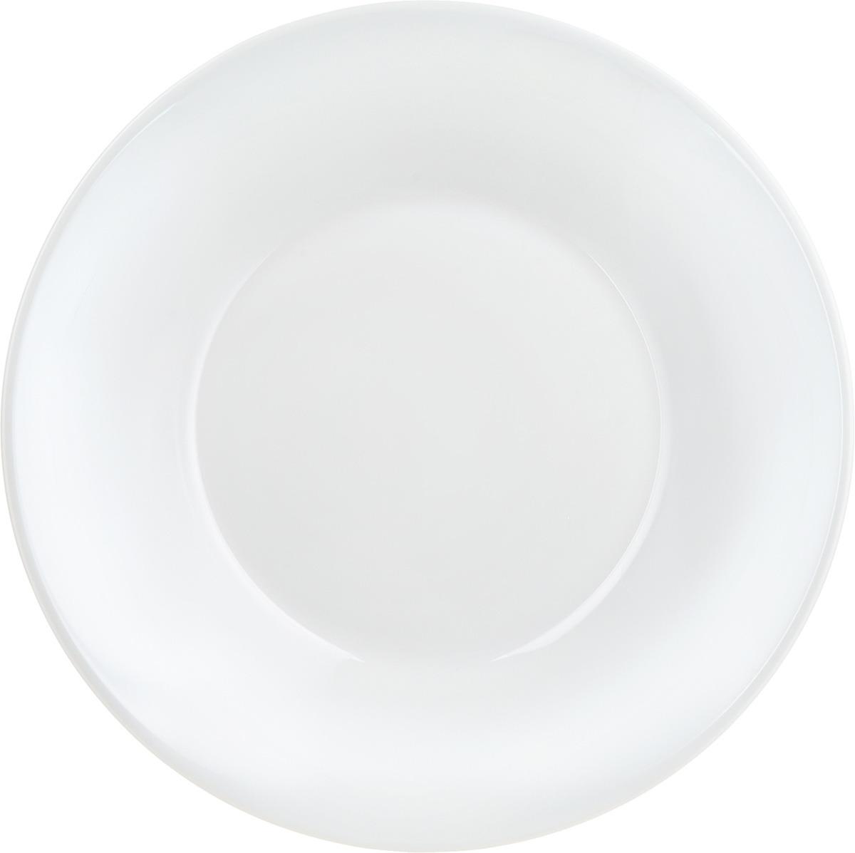 где купить Тарелка глубокая Luminarc Ализе Гранит, L7074, диаметр 23 см дешево