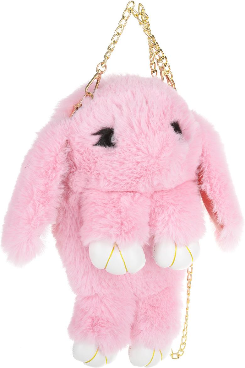 Рюкзак детский Пушистый кролик, цвет: сиреневый ранец детский пчелка сиреневый de 0185