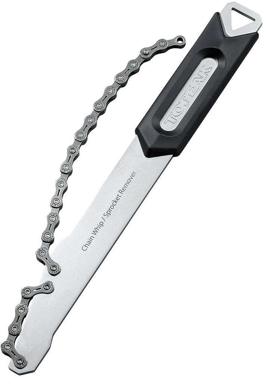 Хлыст для снятия трещотки Topeak Chain Whip/Sprocket Remover, TPS-SP21, черный