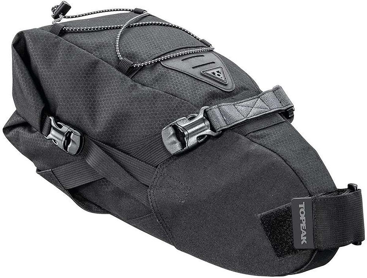 Велосумка под седло Topeak BackLoader 6.0, TBP-BL1B, черный крепление для велосумки под седло topeak f25 tc1018 черный
