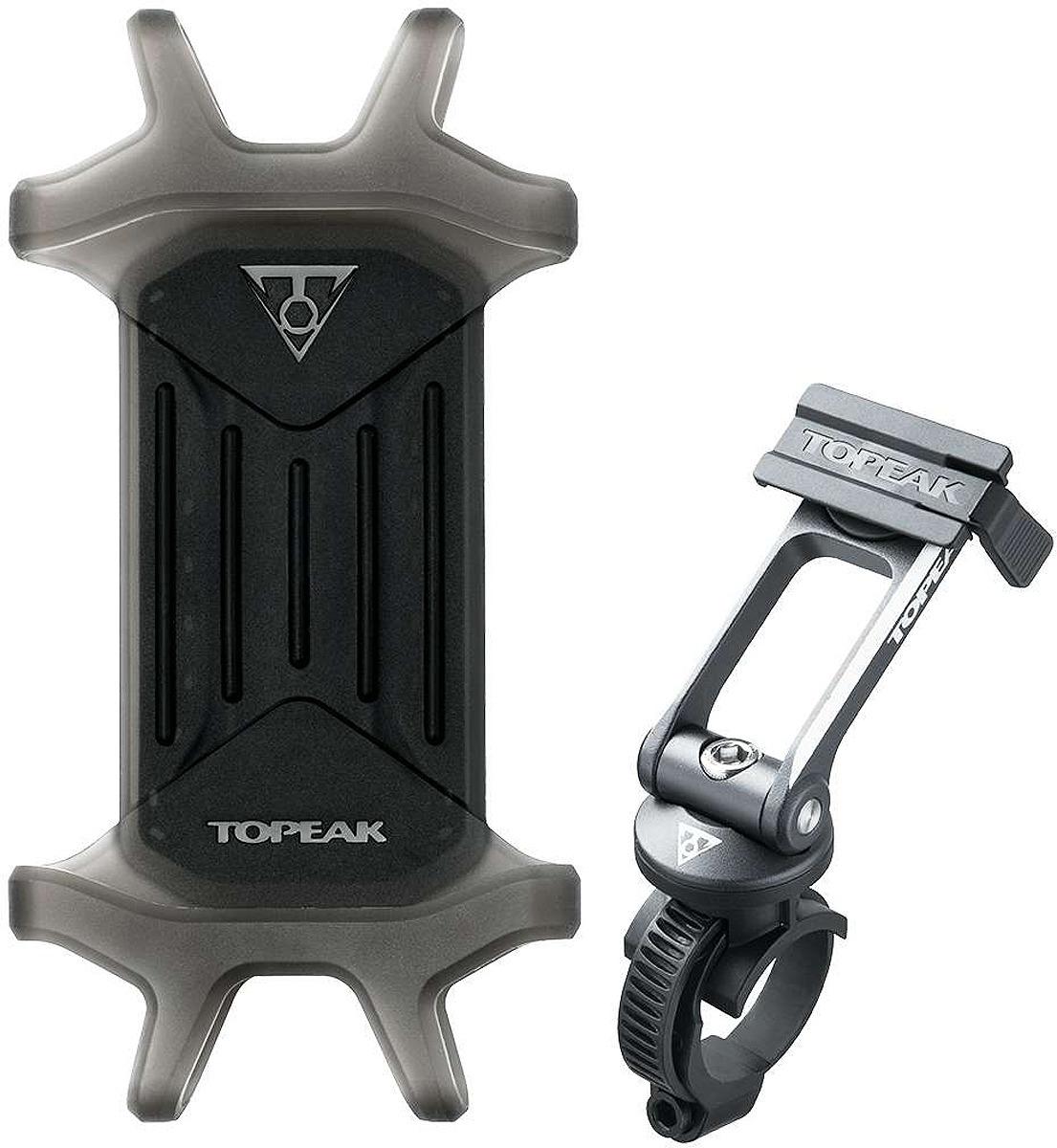 Велосипедное крепление для смартфона Topeak Omni RideCase Dx, TT9850B, черный