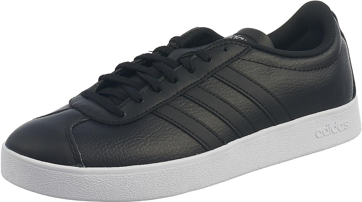 Кроссовки adidas Vl Court 2.0 кроссовки мужские adidas vl court 2 2 цвет черный b43818 размер 11 44 5