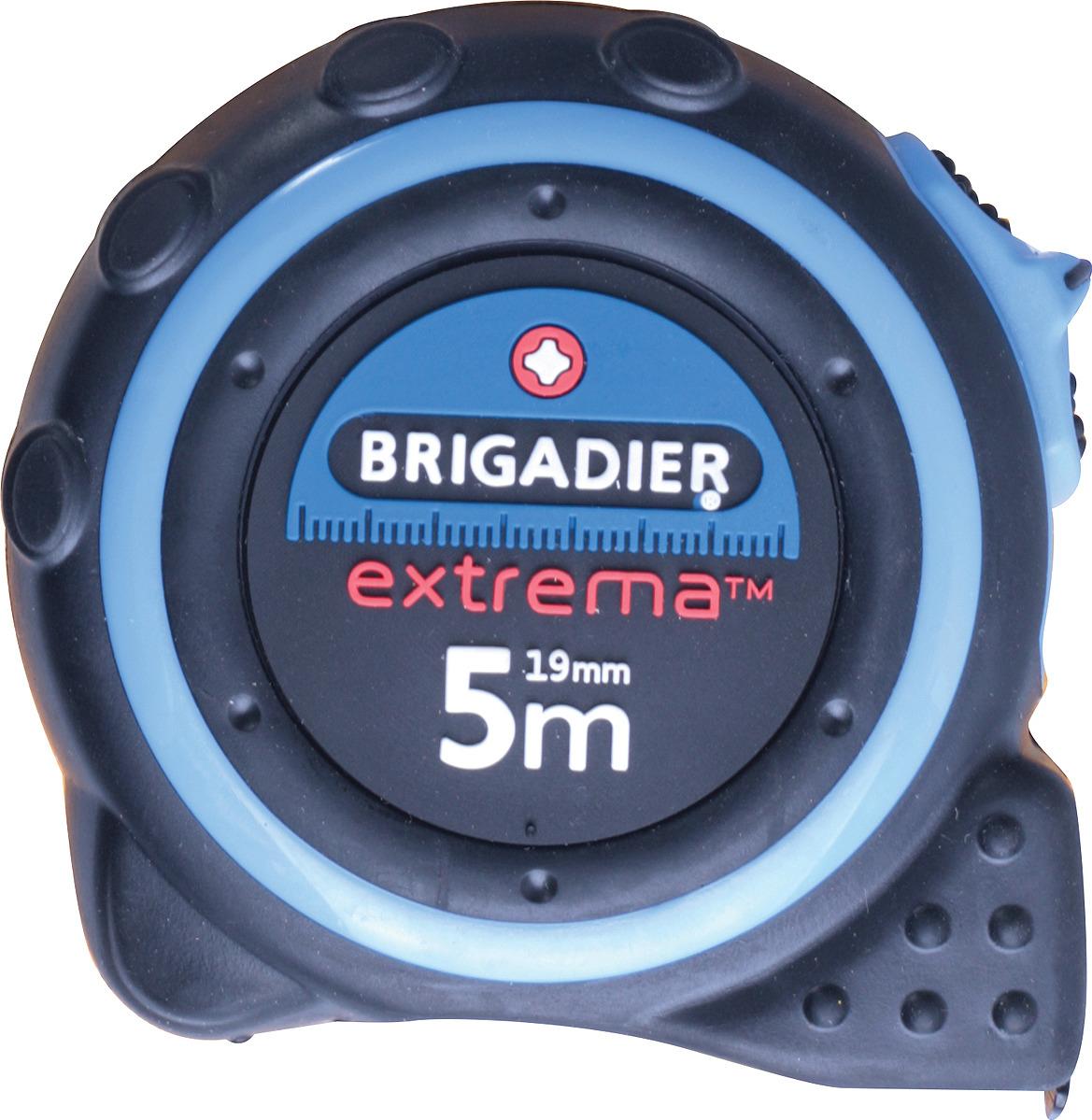 Измерительная рулетка Brigadier Extrema, 11042, 5 м