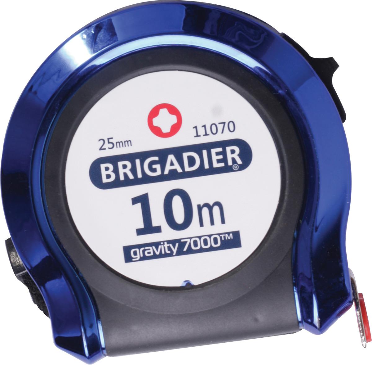 Измерительная рулетка Brigadier, 11070, 10 м