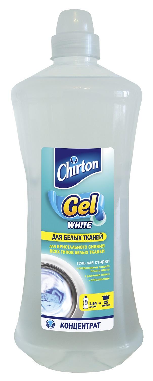 жидкое средство для стирки chirton универсальное 1 325л Жидкое средство для стирки Chirton ch-216, белый, 1.678