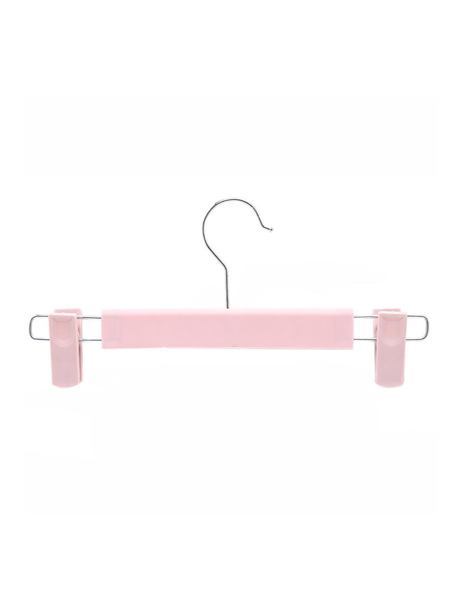 Вешалка Удачная покупка Вешалки-плечики, розовый цена