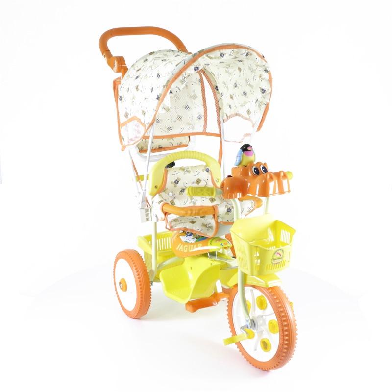 Велосипед Jaguar MS-0737К, оранжевый