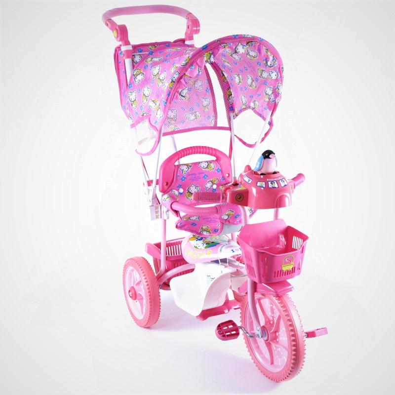 Велосипед Jaguar MS-0737К, розовый
