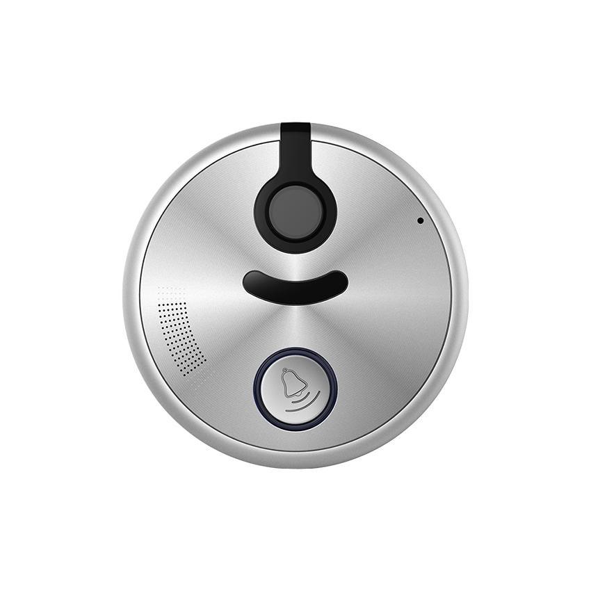 Вызывная панель CTV для видеодомофонов CTV-D2500, серебристый вызывная панель ctv ctv d3001 сhampagne