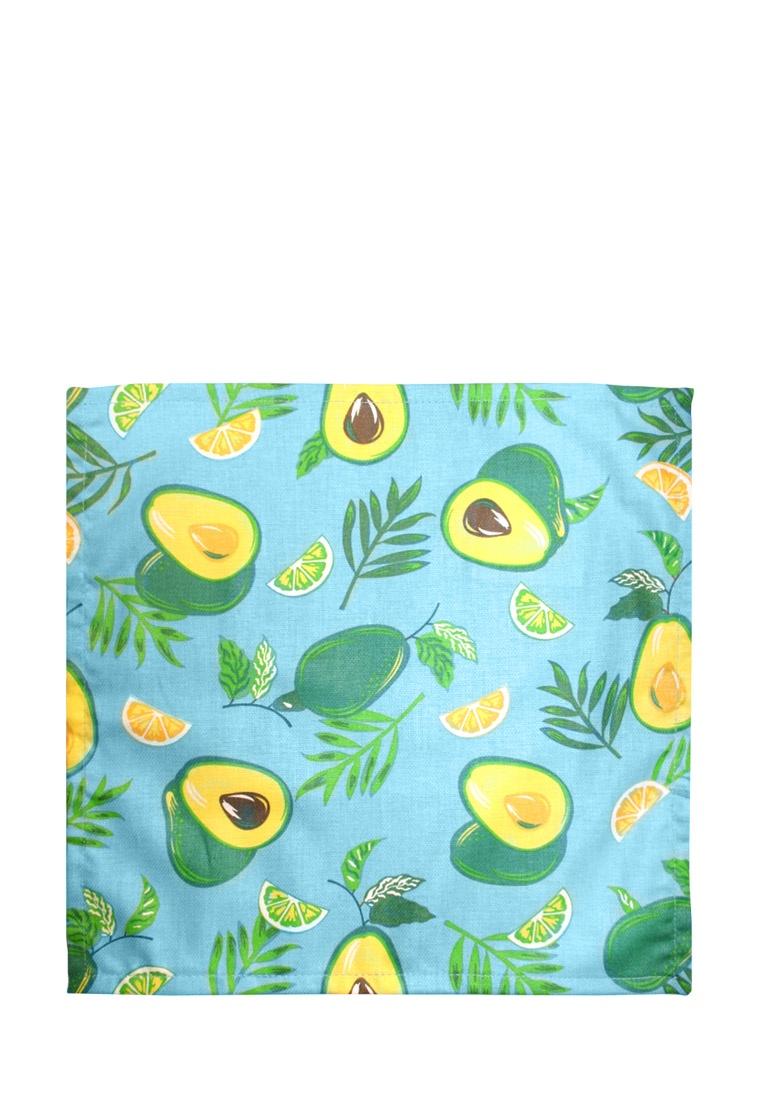 все цены на Салфетка столовая Bonita Авокадо, зеленый онлайн