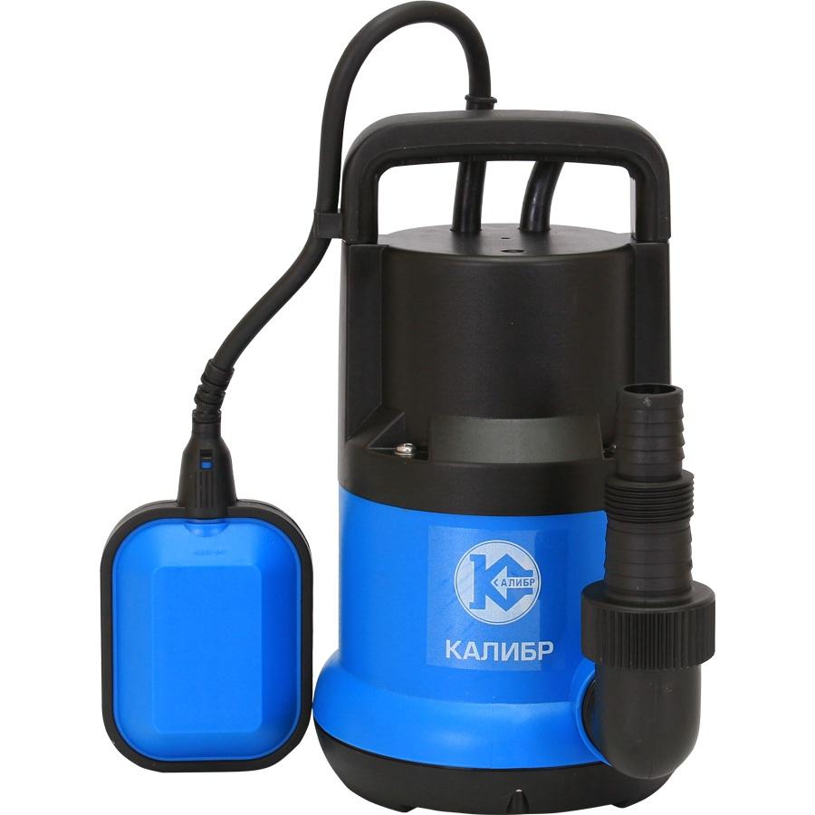 цена на Электрический насос Калибр НПЦ-750/5П, синий