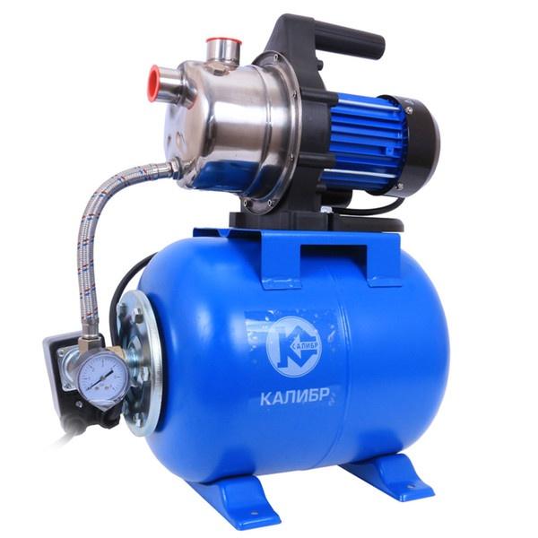 Насосная станция Калибр СВД-(Е)650Н67219Станция автономного водоснабжения Калибр СВД-(Е)650Н предназначена для создания автономной водопроводной сети (с максимальной температурой 40°С) в которой давление воды поддерживается в автоматическом режиме. Станция может применяться для полива газонов, орошения садовых участков и для откачки воды из ёмкостей, бассейнов и т.п.