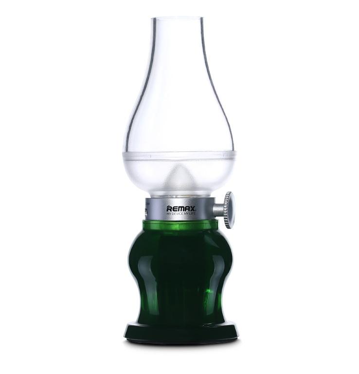 Светильник REMAX RL-E200, зеленый