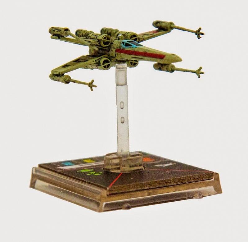 цена на Настольная игра Hobby World Star Wars. X-Wing. Расширение X-Wing