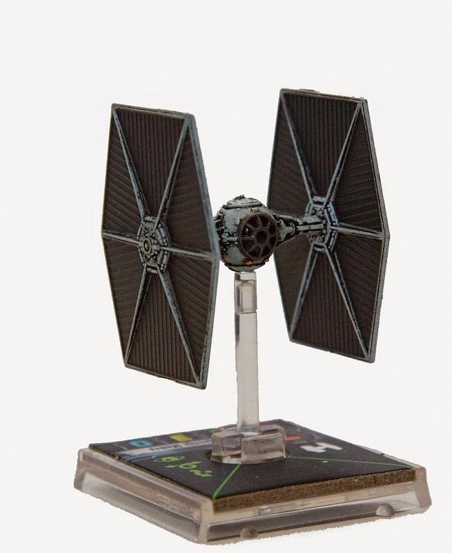 цена на Настольная игра Hobby World Star Wars. X-Wing. Расширение TIE-Истребитель