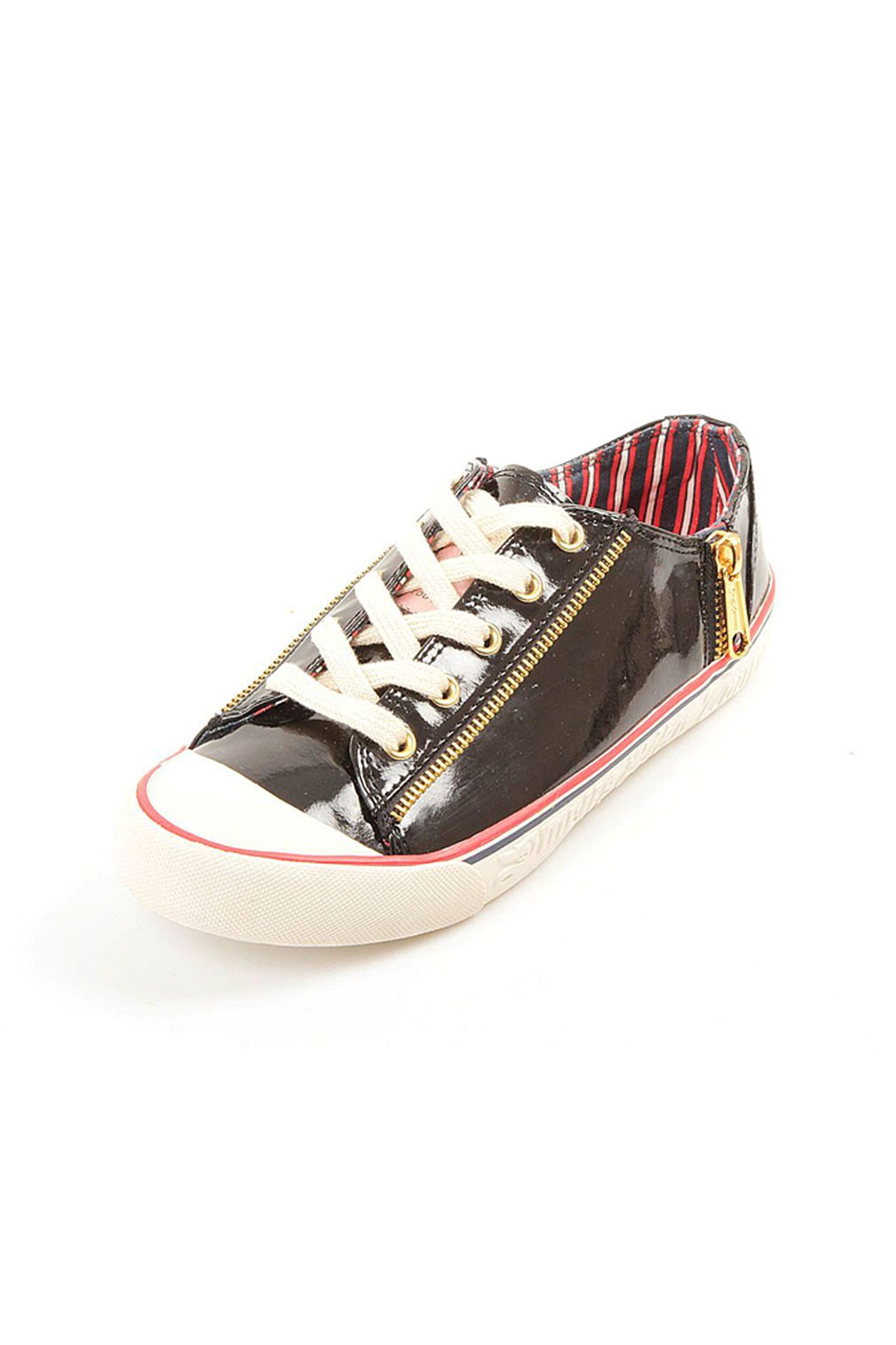 Кроссовки Juicy Couture hts74 черные замшевые кроссовки