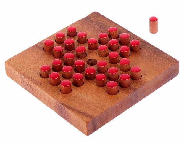 Головоломка Сима-Тойс Плюс, 33 фишки, МИКС головоломка сима тойс звезда