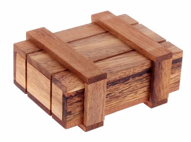 Головоломка Сима-Тойс Игра-фокус Коробка игра головоломка recent toys cubi gami