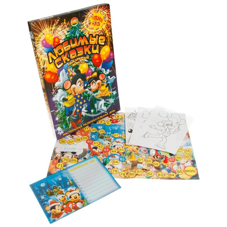Настольная игра Лапландия lap106235 Лапландия
