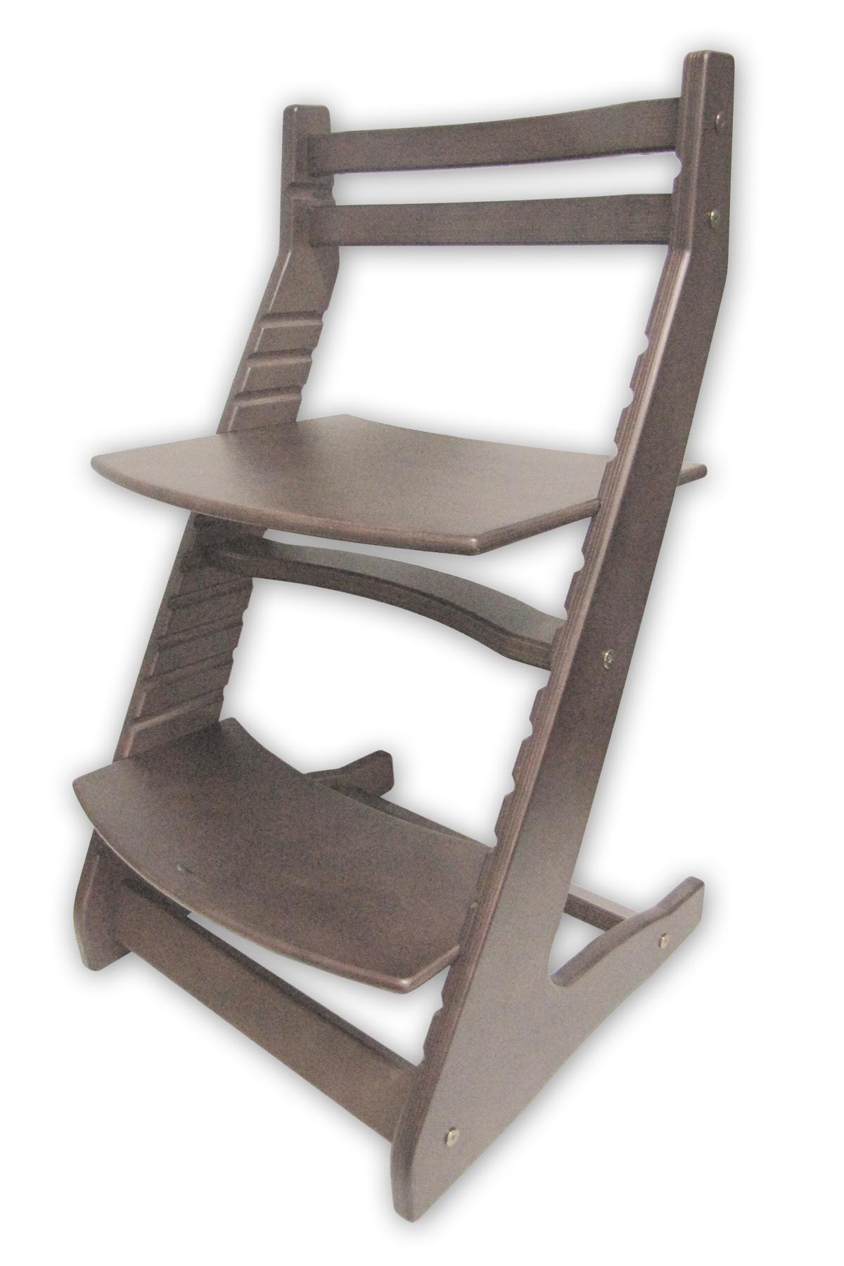 Детский стул Вырастайка Вырастайка-2, шоколадный