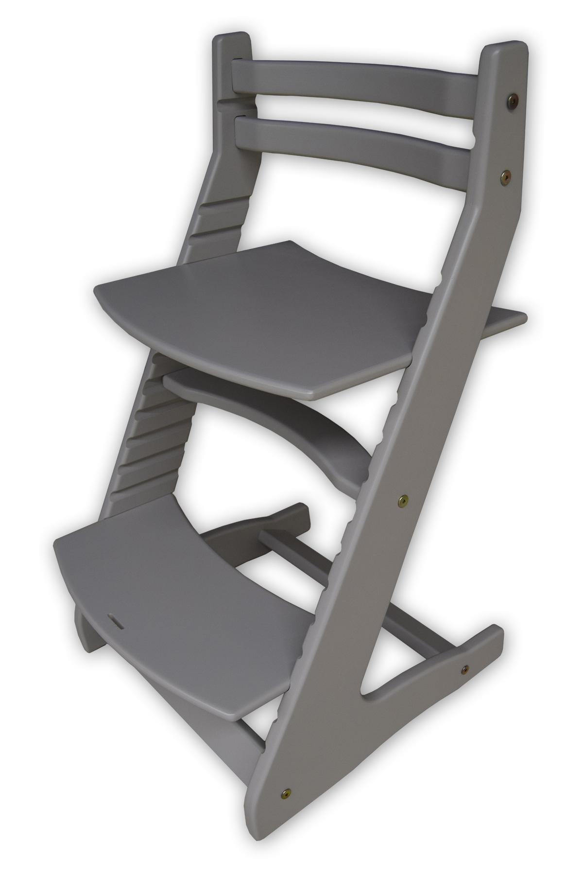 Детский стул Вырастайка Вырастайка-2, серый