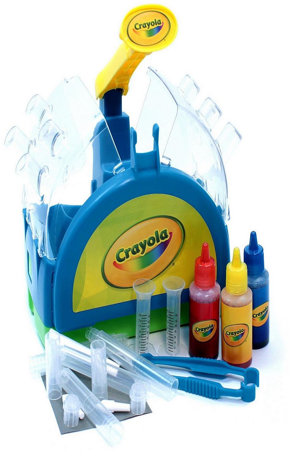 Набор для рисования Crayola Мастер-фломастер, 74-7214 crayola мастер фломастер