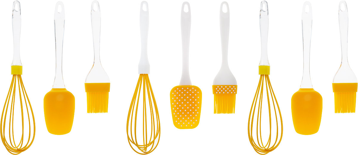 Кухонный набор Mayer & Boch, 28071-2, желтый, 3 предмета набор открывалок mayer