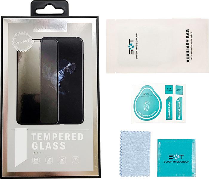Защитное стекло Devia Van Entire Privacy Tempered Glass 0.26мм для Apple iPhone X/XS, антибликовое защитное стекло devia entire view tempered glass 0 26мм для apple iphone x xs прозрачный