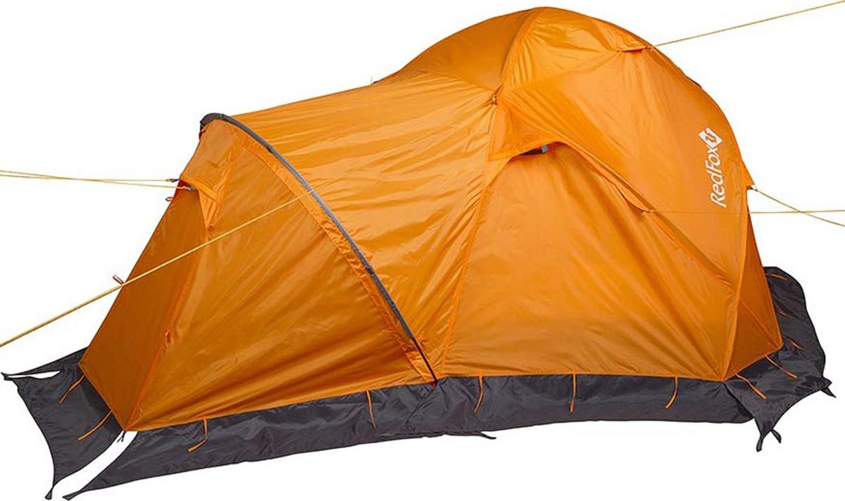 Палатка Red Fox Arctic Fox V2, 29020, оранжевый