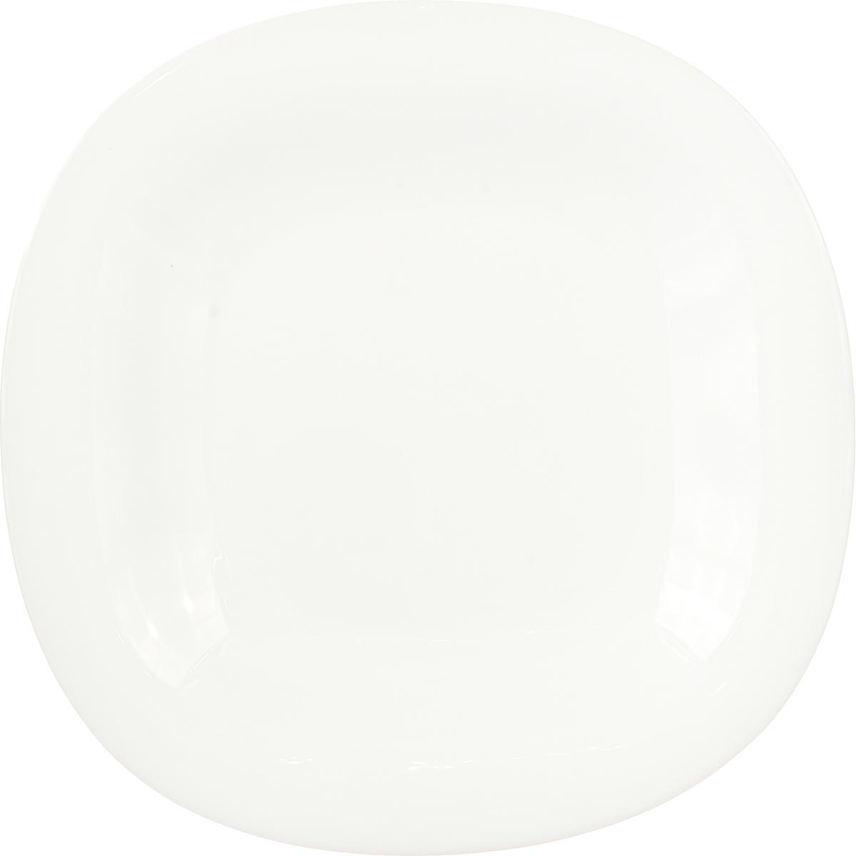 Тарелка Luminarc Нью Карин, H5604, белый, диаметр 26 см набор столовой посуды luminarc нью карин n2955 белый черный
