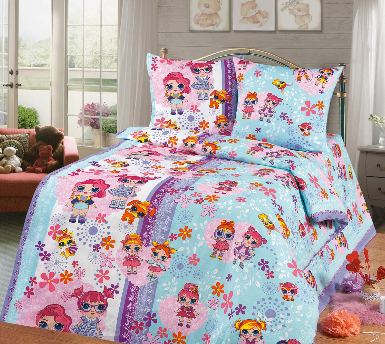 Детский комплект постельного белья Миланика Лора