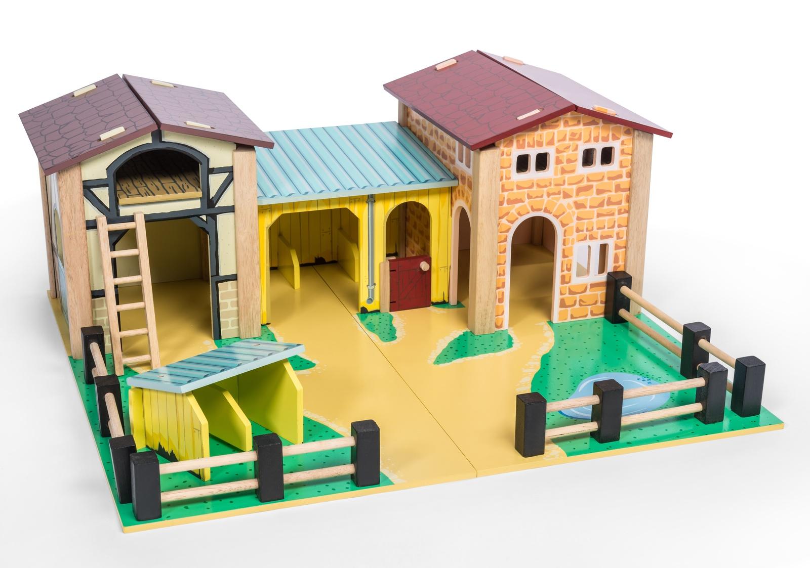 Игровой набор Ферма, Le Toy Van цена