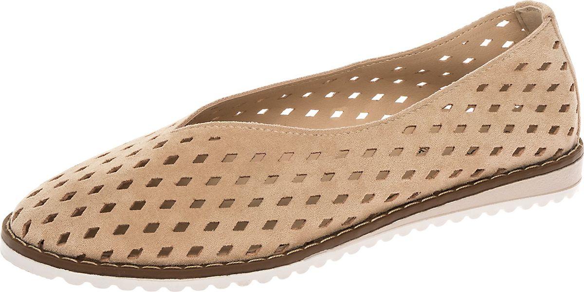 Туфли для девочки Keddo, цвет: бежевый. 597367/02-03. Размер 36597367/02-03