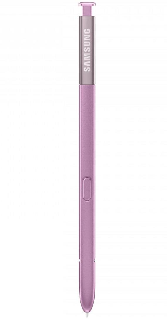 Стилус мобильного телефона Samsung N960 S Pen, violet сумка printio pen pineapple apple pen