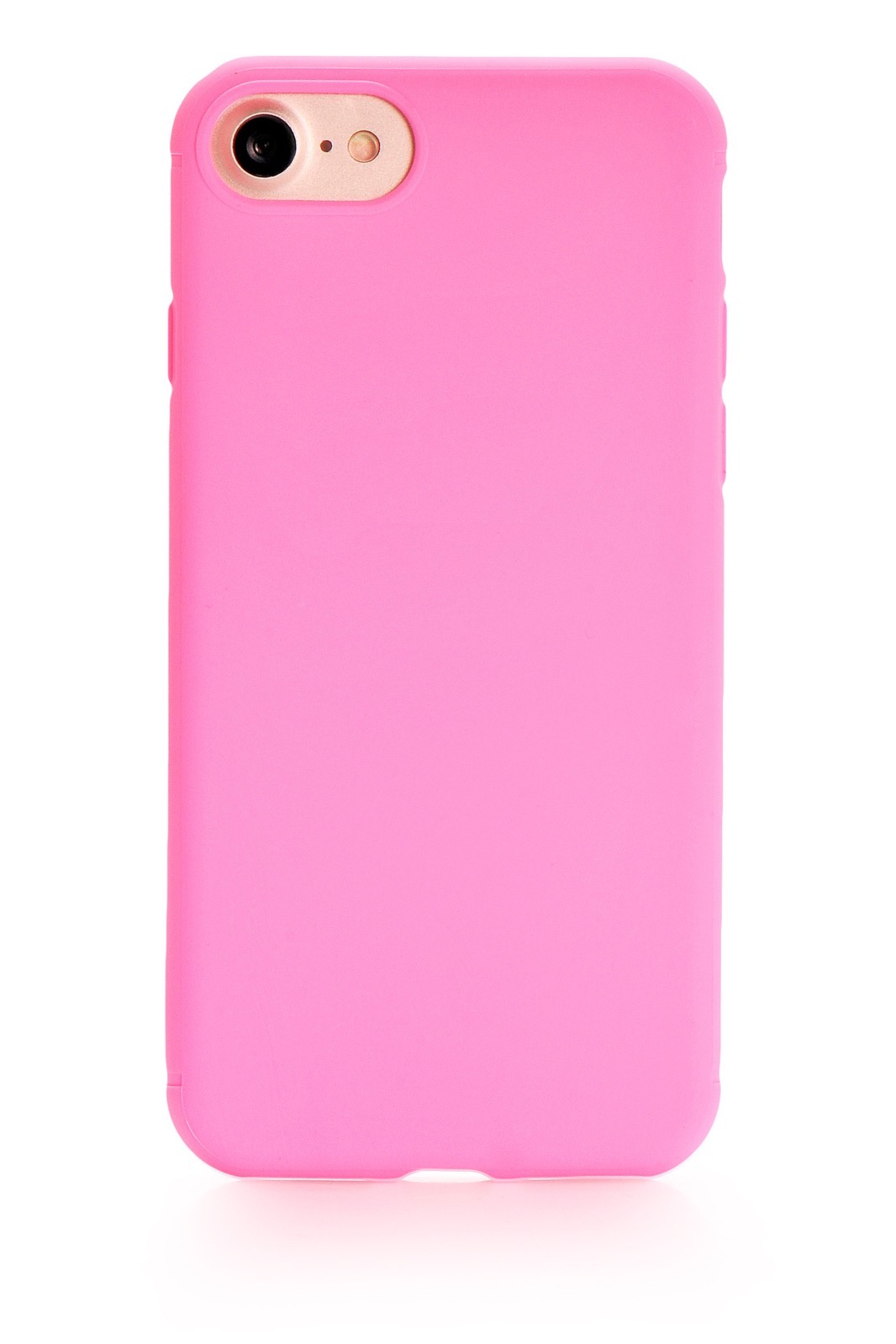 "Чехол для сотового телефона Gurdini Soft Lux (3) для Apple iPhone 7/8 4.7"", розовый"