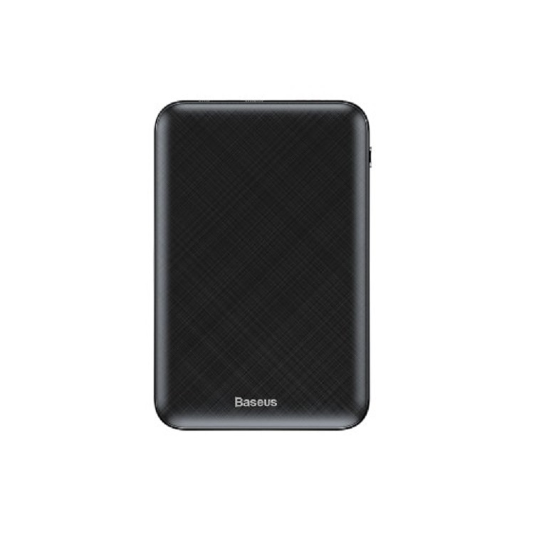 Внешний аккумулятор Baseus PPALL-XF01, черный внешний аккумулятор baseus ppall ex01