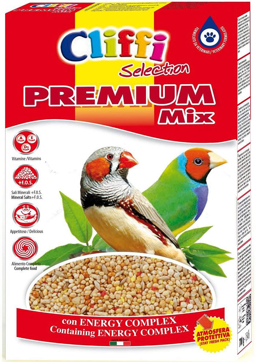 Фото - Корм сухой Cliffi Premium Mix Exotics, для экзотических птиц, 800 г хлебобулочные изделия