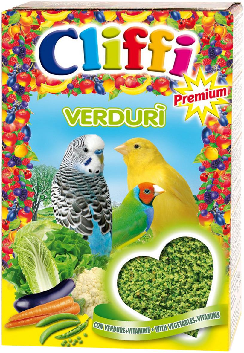 Фото - Корм сухой Cliffi Verduri Яичный, с овощами, для птиц, 300 г хлебобулочные изделия