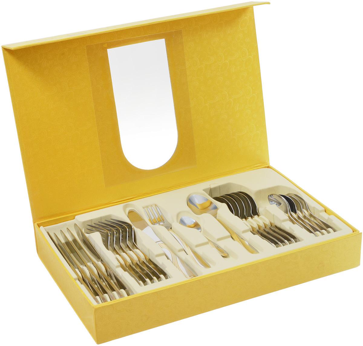 Набор столовых приборов Bohmann, 24 предмета. 2458BH набор столовых приборов carl schmidt sohn baguette 24 предмета