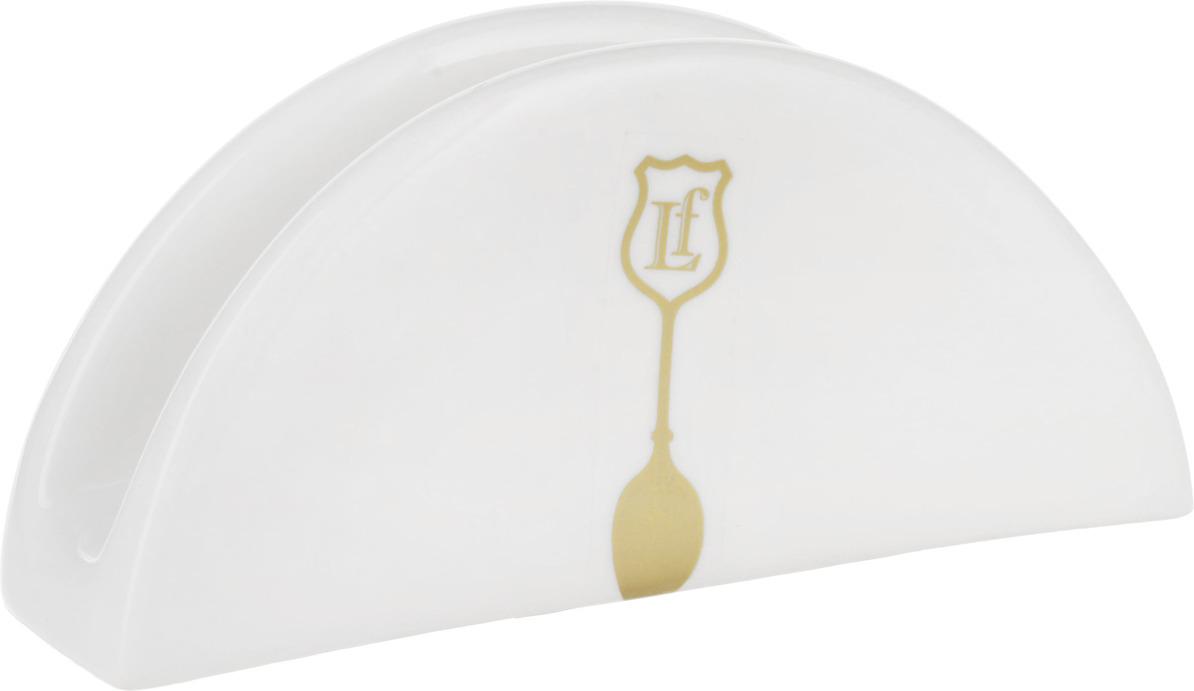 Салфетница Lefard Hospitality, 199-060, длина 12 см конфетница lefard голден 18х10 5х14см на ножке стекло