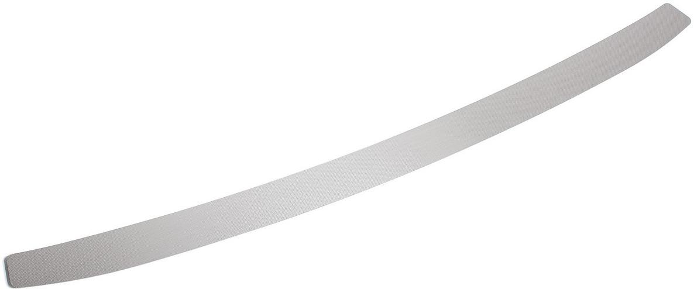 Накладка на задний бампер Rival для Kia Rio III рестайлинг хэтчбек 2015-2016, нерж. сталь. NB.H.2801.1 накладки на пороги rival для hyundai creta 2016 н в нерж сталь с надписью 4 шт np 2310 1