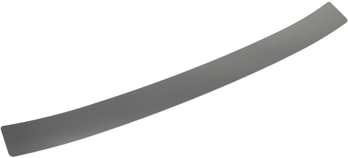 Накладка на задний бампер Rival для Toyota Fortuner II 2017-н.в., нерж. сталь. NB.5710.1 накладка на задний бампер с логотипом полиров oem tuning cnt17 15hld 011 toyota highlander 2014