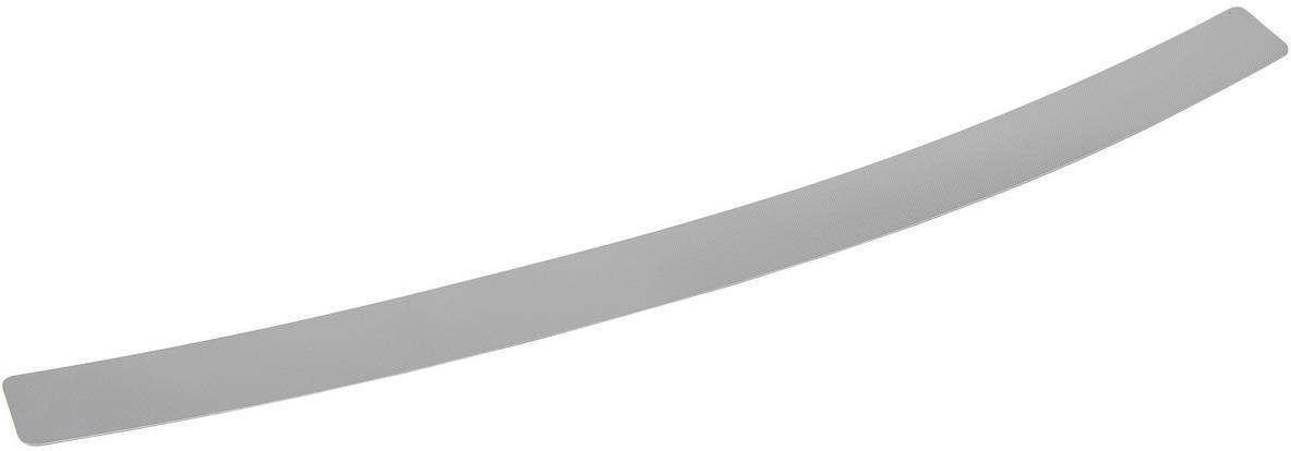 Накладка на задний бампер Rival для Mazda CX-5 II 2017-н.в., нерж. сталь. NB.3804.1 защитная плёнка на задний бампер для mazda cx 5 2017