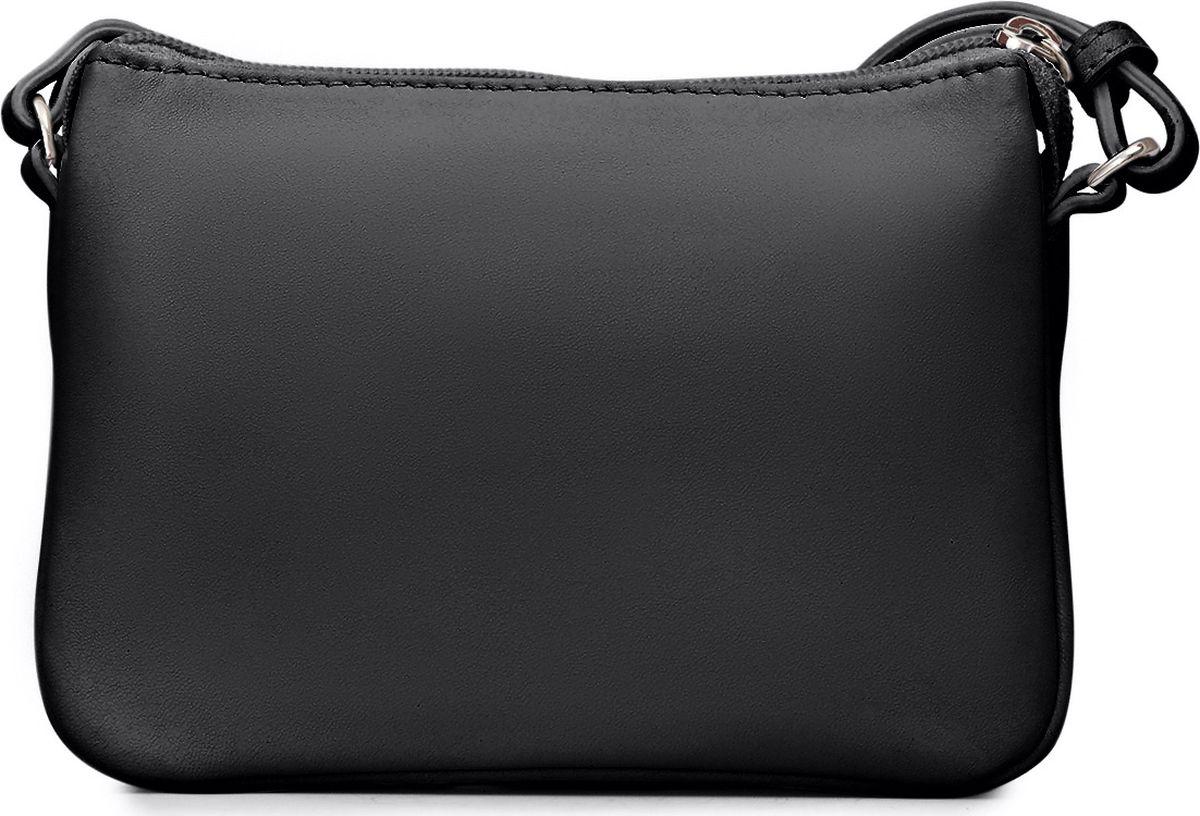 Сумка кросс-боди женская Palio, 2666-O, черный цены онлайн