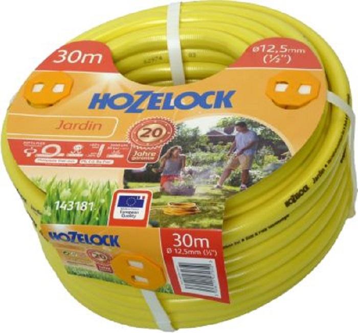 "Шланг поливочный Hozelock ""Jardin"" 143181, 1/2"" 30 м, желтый"