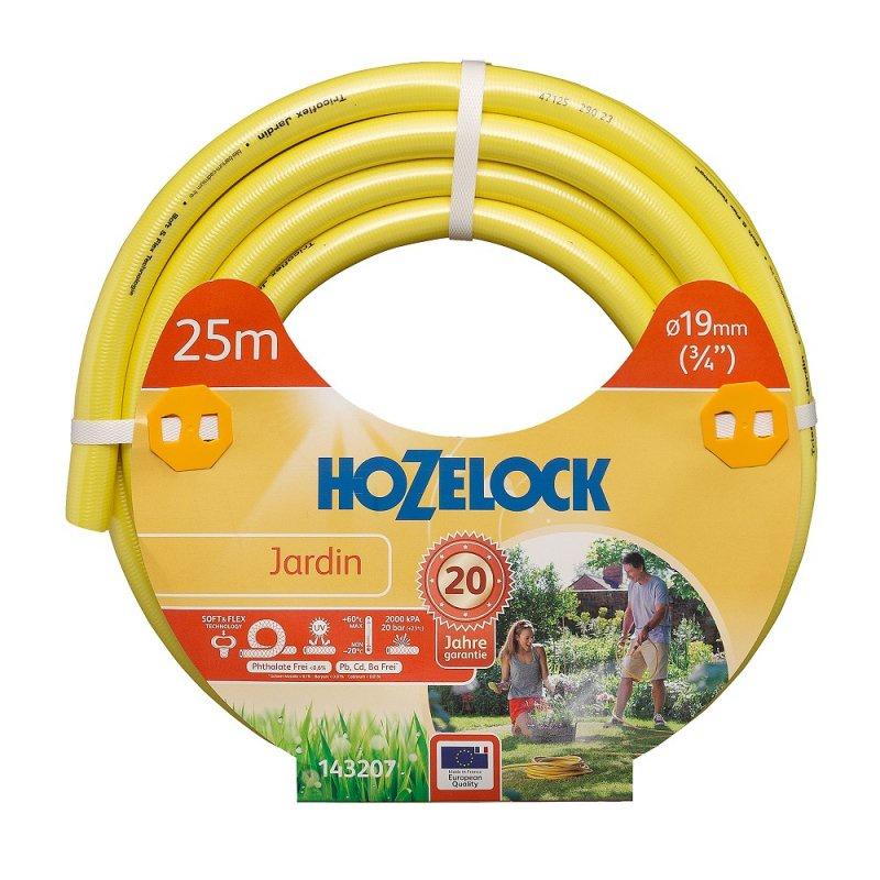 "Шланг поливочный Hozelock ""Jardin"" 143207, 3/4"" 25 м, желтый"