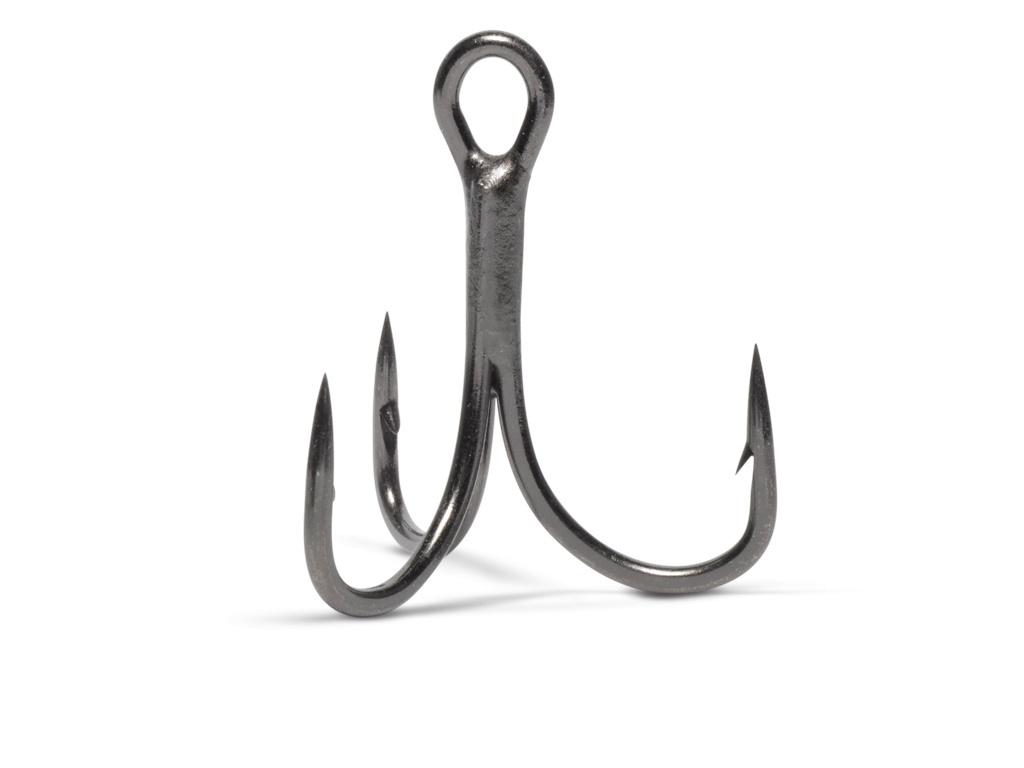 Крючок рыболовный VMC УТ000010813, серебристый, 5