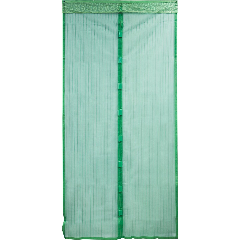 Фото - Сетка антимоскитная MARKETHOT Сетка москитная на магнитах, зеленый антимоскитная сетка afa подъемник складной