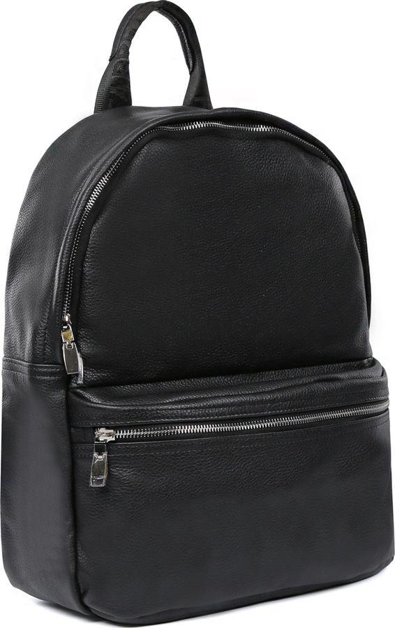 Рюкзак мужской Fabretti, 2-680K-black, черный цена и фото