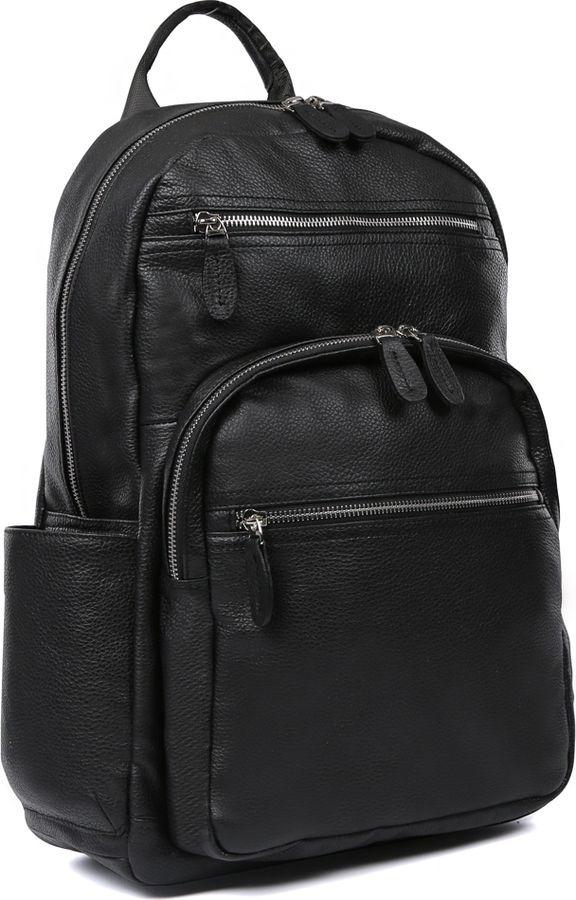 Рюкзак мужской Fabretti, 2-707K-black, черный цена и фото
